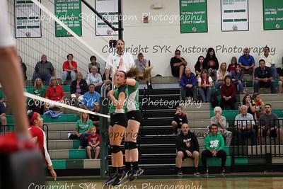 WBHS Volleyball vs Salem-70