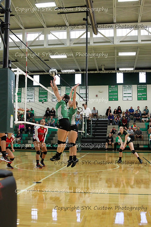 WBHS Volleyball vs Salem-83