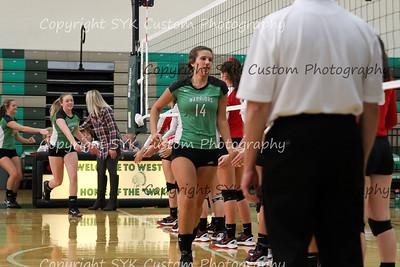 WBHS Volleyball vs Salem-19