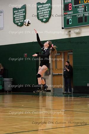 WBHS Volleyball vs Salem-76