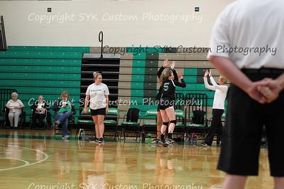 WBHS Volleyball vs Salem-9