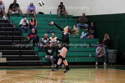 WBHS Volleyball vs Salem-4