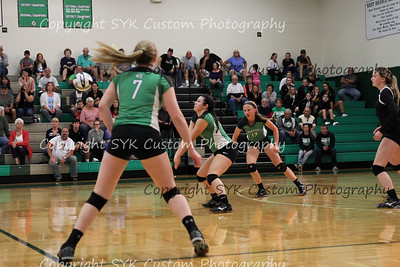 WBHS Volleyball vs Salem-63