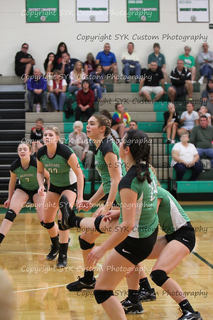 WBHS Volleyball vs Salem-89