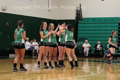 WBHS Volleyball vs Salem-16