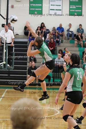 WBHS Volleyball vs Salem-91