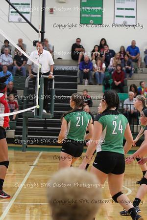 WBHS Volleyball vs Salem-93