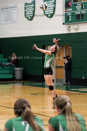 WBHS Volleyball vs Salem-44