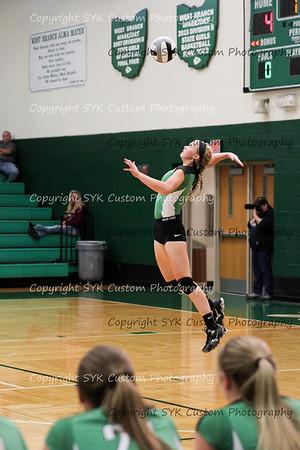WBHS Volleyball vs Salem-45