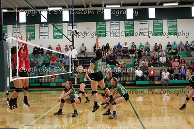 WBHS Volleyball vs Salem-50