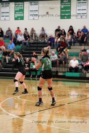 WBHS Volleyball vs Salem-60