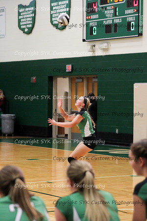 WBHS Volleyball vs Salem-42