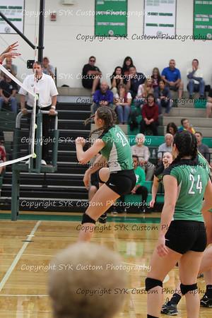 WBHS Volleyball vs Salem-92