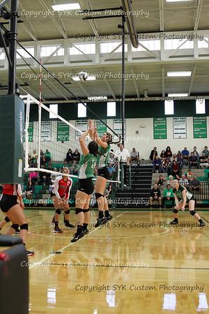 WBHS Volleyball vs Salem-84