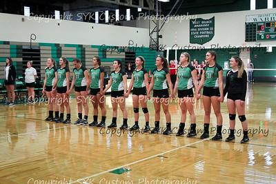 WBHS Volleyball vs Salem-7