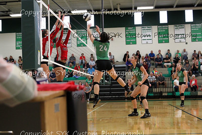 WBHS Volleyball vs Salem-80