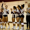 20170914 Womens Volleyball Seattle Pacific University Falcons versus Concordia University Cavaliers Snapshots