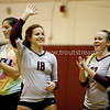20171005 Womens Volleyball Seattle Pacific University Falcons versus Northwest Nazarene University Crusaders Snapshots