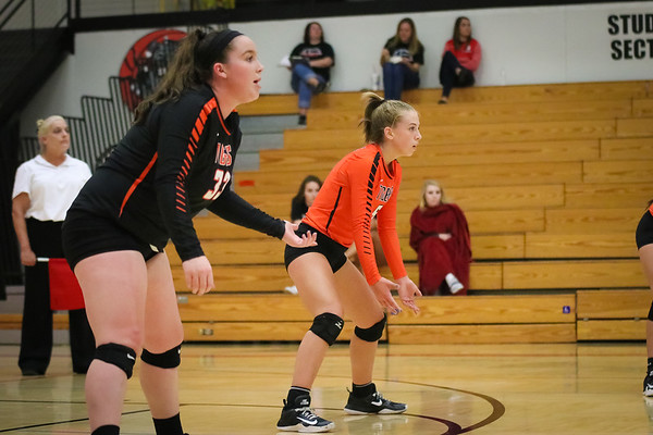 20171018 Varsity Volleyball vs Carthage (Districts)