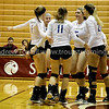 20171021 Womens Volleyball Seattle Pacific University versus University of Alaska Fairbanks Nanooks Snapshots