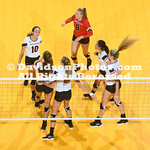 NCAA WOMENS VOLLEYBALL:  SEP 01 Mississippi State vs Davidson