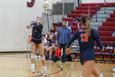 Volleyball Broad Run Briar Woods