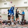 2019 Eagle Rock Girls Volleyball vs El Camino Real