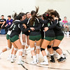2019 Eagle Rock Girls Volleyball vs El Camino Real