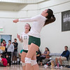 2019 Eagle Rock Volleyball vs Carson