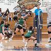 2019 Eagle Rock Volleyball vs Franklin