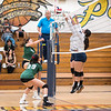 2019 Eagle Rock Volleyball vs Franklin