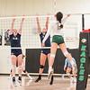 2019 Eagle Rock Volleyball vs Palisades