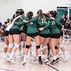 2019 Eagle Rock Volleyball vs San Pedro