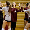 20191003 Womens Volleyball Seattle Pacific University Falcons versus Concordia University Cavaliers Snapshots