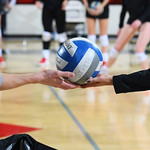 NCAA WOMENS VOLLEYBALL:  MAR 21 East Carolina at Davidson
