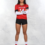 NCAA WOMENS VOLLEYBALL:  SEP 10 Davidson Women's Volleyball Photo Day
