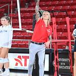 NCAA WOMENS VOLLEYBALL:  SEP 26 Rhode Island at Davidson