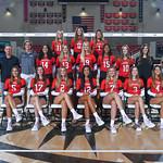 NCAA VOLLEYBALL:  Aug 12 Team Media Photo Day