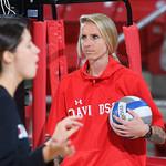 NCAA WOMENS VOLLEYBALL:  AUG 28 Western Carolina at Davidson