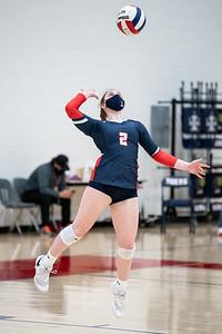 AW, Volleyball, Loudoun Valley, Independence, Loudoun County