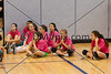 The Pink team. Arlington Youth Volleyball tournament (Image taken by Patrick R. Kane on 31 May 2012 with Canon EOS-1D Mark III at ISO 3200, f5.0, 1/100 sec and 70mm)