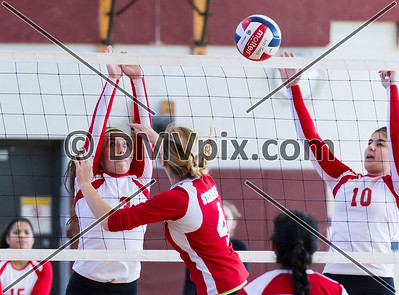 Annandale vs Marshall Varsity (27 Sep 2014)