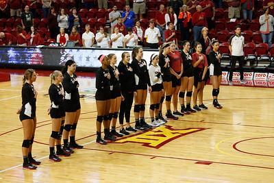 National Anthem, Team Lineup