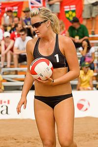 Ontario's Caleigh Whitaker (Canada Games 2009) (MURR6180)