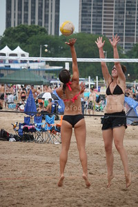 2011 The BIG DIG Amateur Beach Volleyball