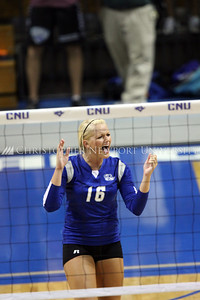 Sept 1 volleyball vs Hollins