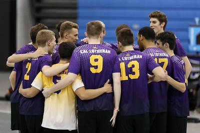 Cal Lutheran @ Marymount Men's Volleyball (31 Mar 2019)