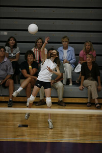 DMS Volleyball game