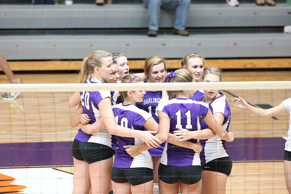 Darlington Varsity Volleyball