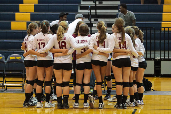 Dripping Springs vs Stony Point - Tue, Aug 23, 2011